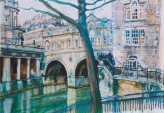 Pultney Bridge, Bath