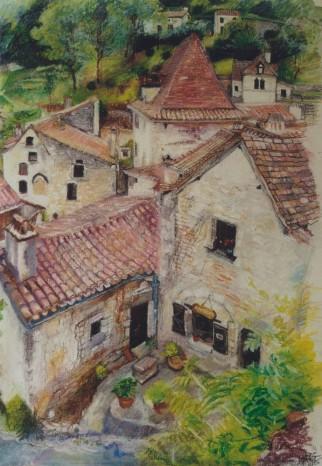 St. Cirq, Dordogne