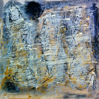 Study For Inner Sanctuary Two